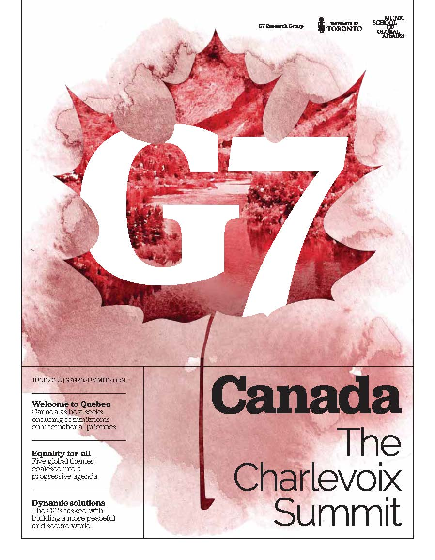 G7 Canada: The 2018 Charlevoix Summit